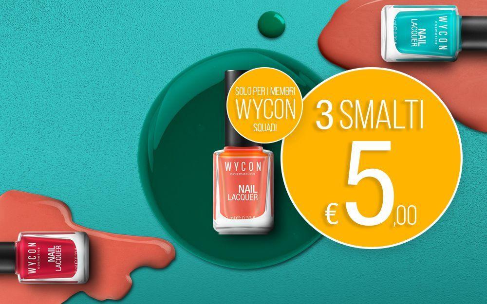 3 SMALTI 5 EURO