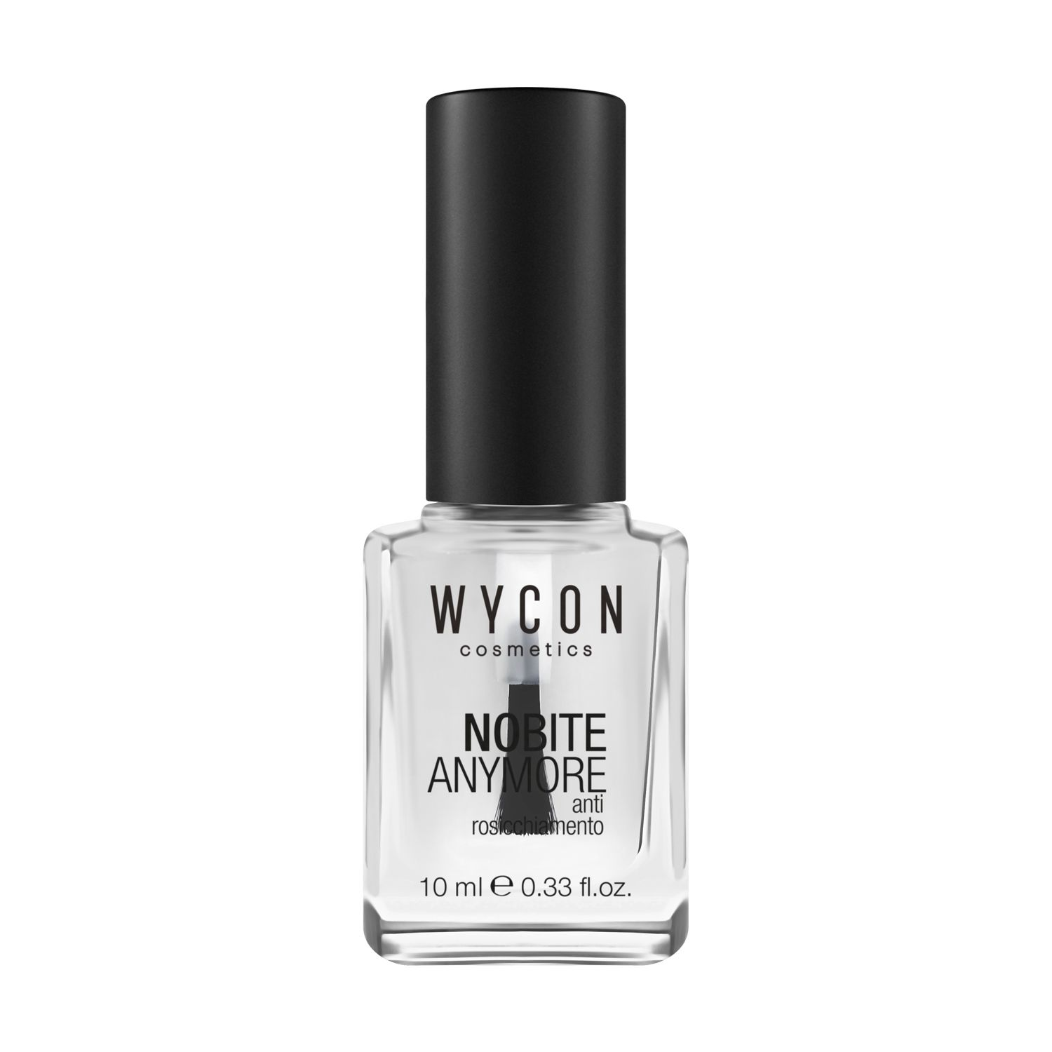 cosmetics: No Bite Nail Polish - Smalto curativo | WYCON cosmetics ...