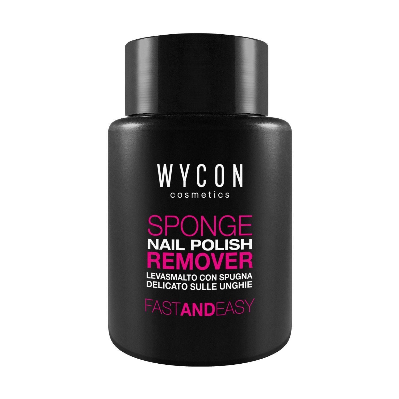 Cosmetics: Sponge Nail Polish Remover