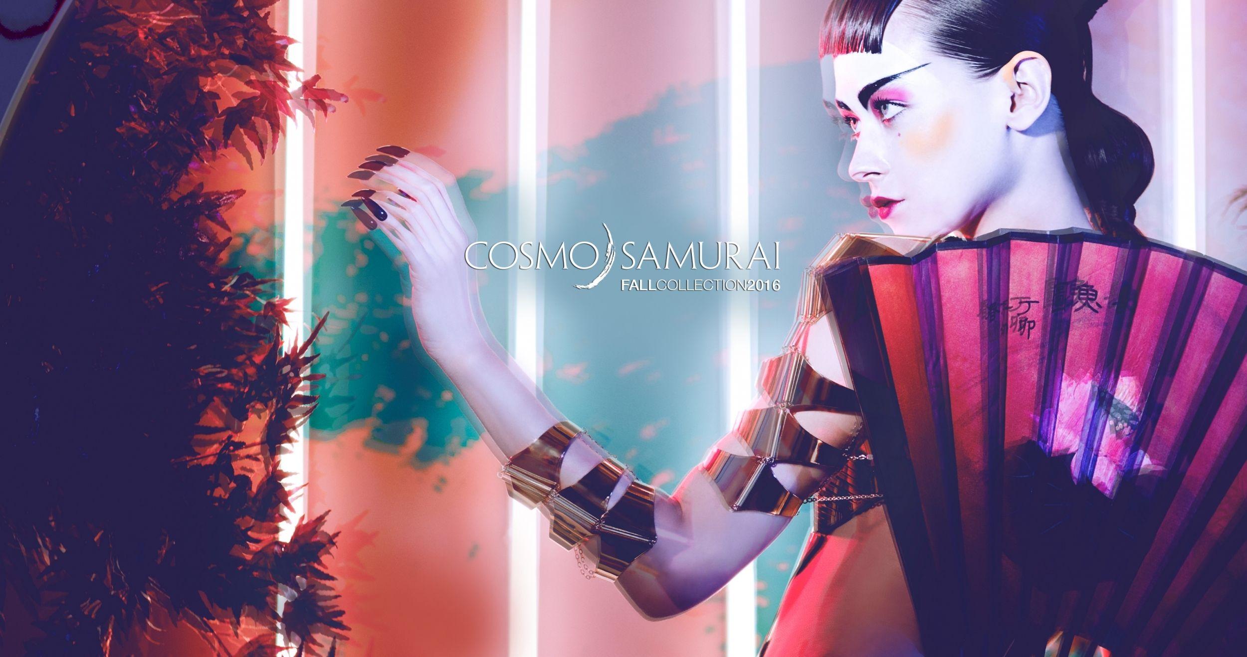 COSMO SAMURAI fall collection