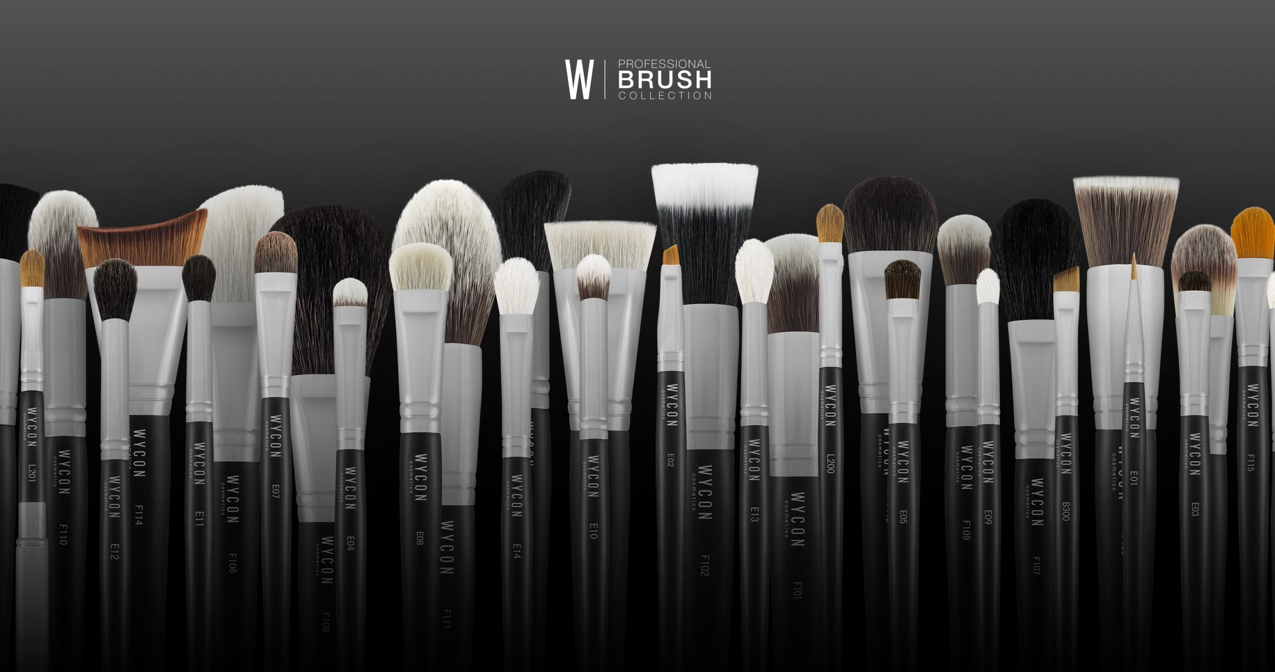 PROFESSIONAL BRUSH COLLECTION