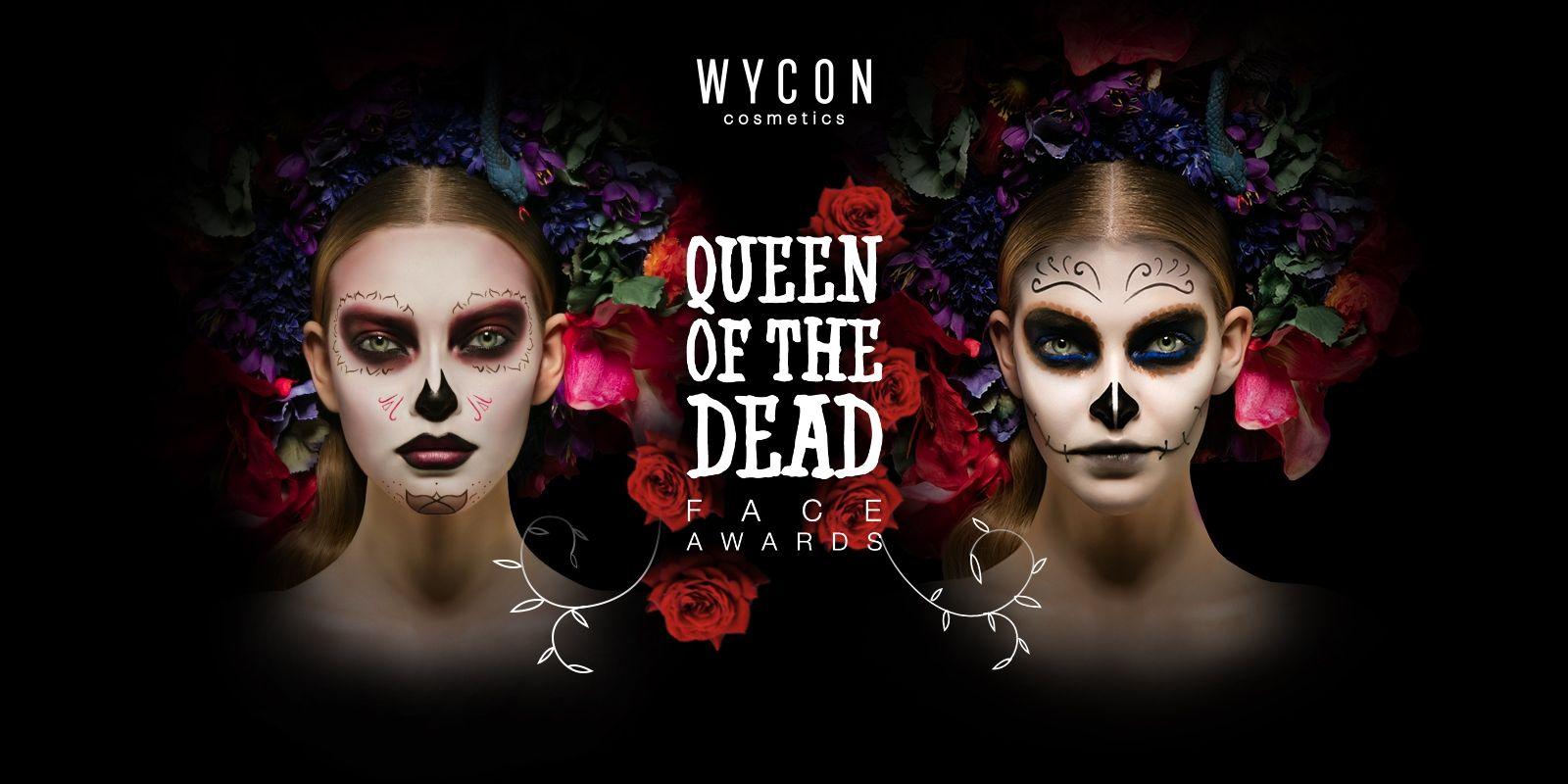 QUEEN OF THE DEAD AWARD - PARTECIPA AL PRIMO FOTO CONTEST DI HALLOWEEN! Fino al 30 ottobre puoi vincere i prodotti dell'ultima capsule collection di WYCON cosmetics