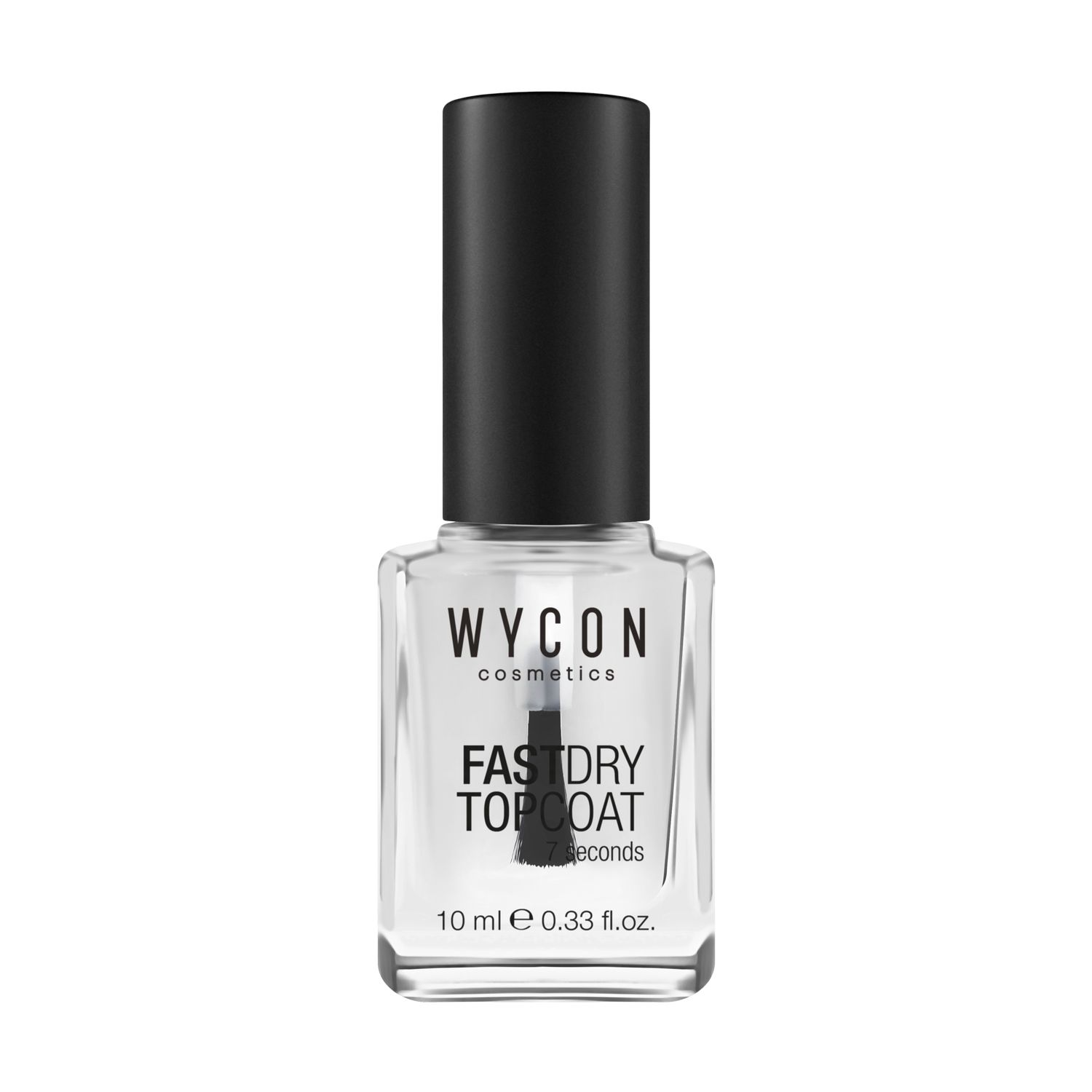 FAST DRY TOP COAT | WYCON cosmetics: Shop Online Make Up