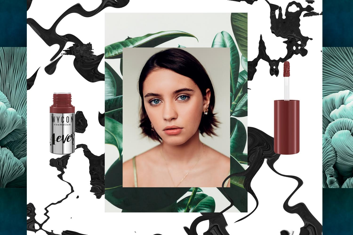 GET THE LOOK OF IRIS LAW Ottieni l'effetto Iris Law con WYCON cosmetics in pochi e semplici step