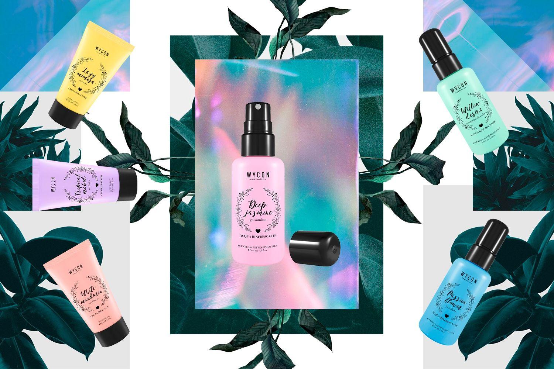 LOVE UNCONDITIONALLY: la nuova collezione limited edition di WYCON Cosmetics Sei acque profumate e sei creme corpo per celebrare la Festa della Mamma