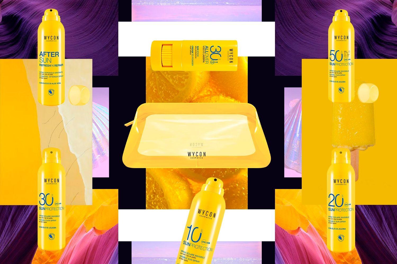KISSED BY THE SUN: A OGNI CARNAGIONE, LA SUA ABBRONZATURA! A-A-Abbronzatissime con i suggerimenti di WYCON cosmetics