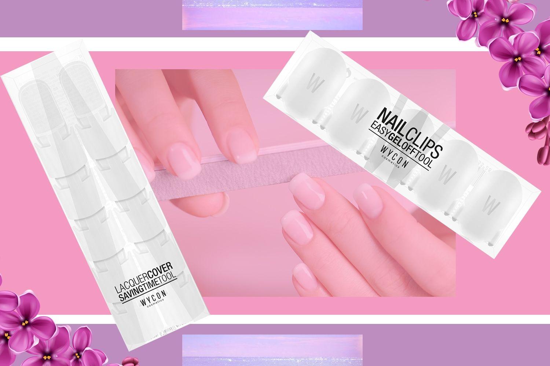 MANICURE FAI DA TE IN 5 SEMPLICI MOSSE WYCON cosmetics svela gli step by step per unghie perfette