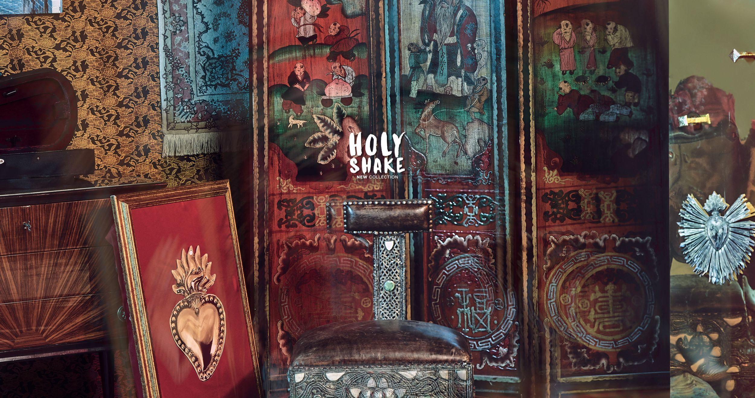 HOLY SHAKE  video di collezione