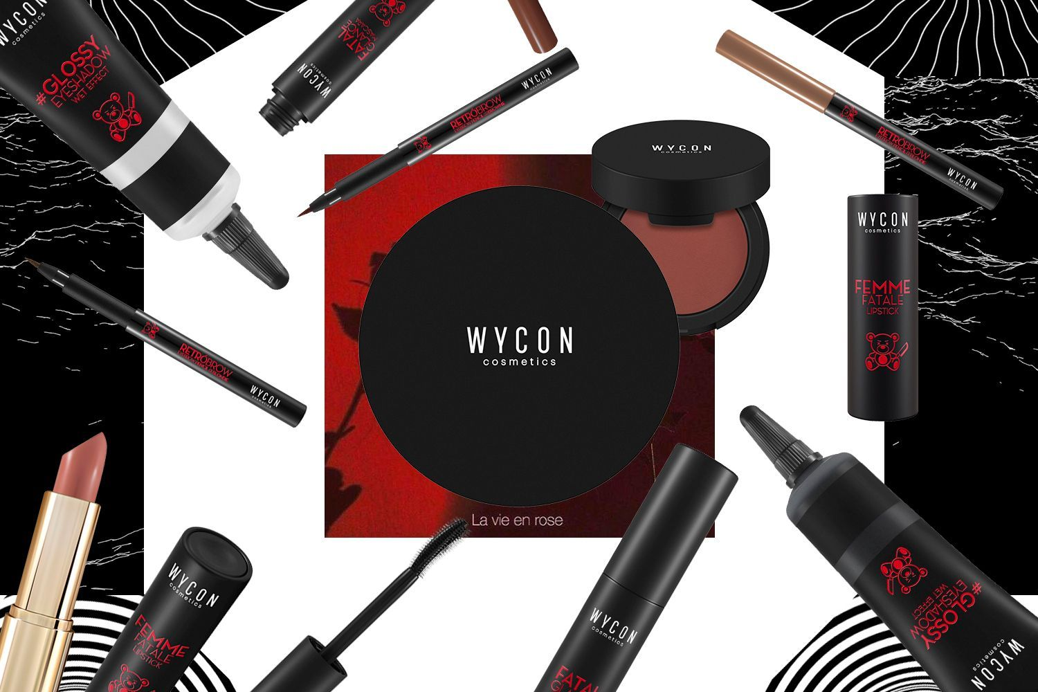GET THE LOOK OF KAIA GERBER Ottieni l'effetto Kaia Gerber con WYCON cosmetics in pochi e semplici step