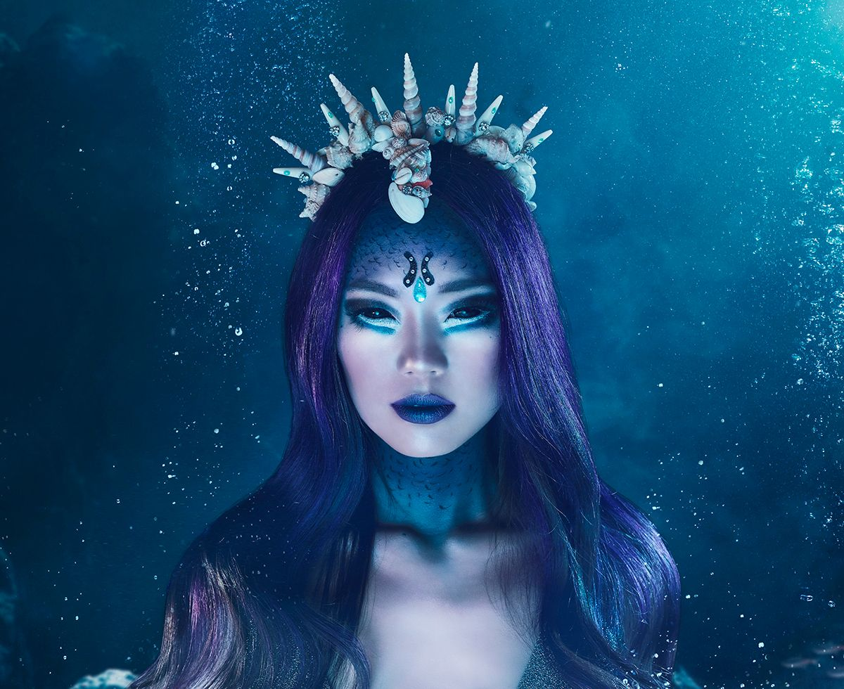PERFIDIOUS MERMAID halloween collection
