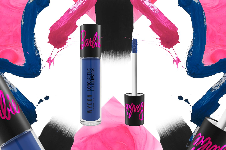 """BLUE LIPS: LA TENDENZA """"DISCO"""" DI QUESTA STAGIONE Colori saturi allo stato puro, la proposta invernale di WYCON cosmetics"""