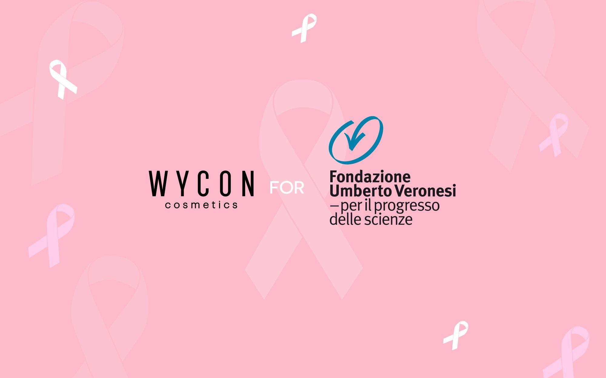 BE BRAVE- BE BRIGHT. BE YOU sostieni Pink is Good il progetto di Fondazione Veronesi che sostiene la ricerca contro il tumore al seno