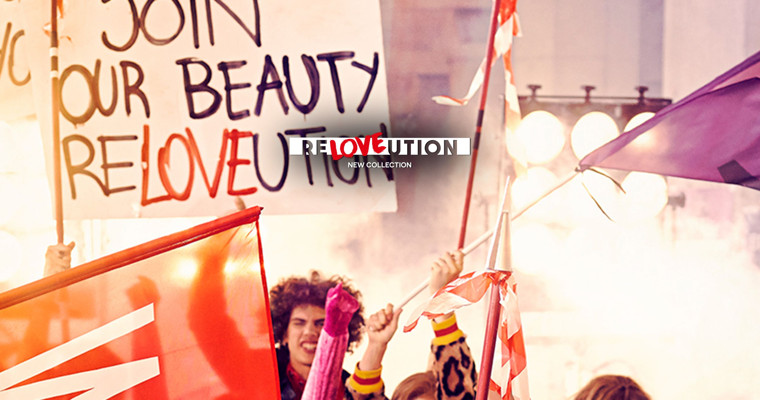 RELOVEUTION summer capsule collection