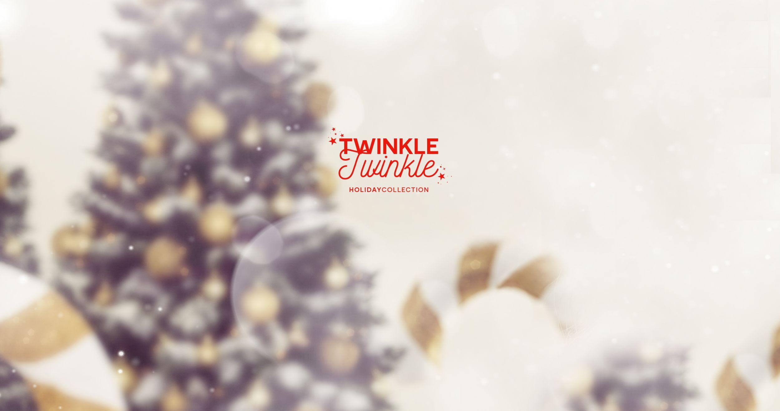 TWINKLE TWINKLE video campagna