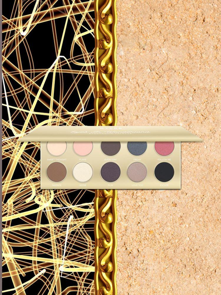 Natale 2018: scegli la palette occhi per il make up delle feste La parola d'ordine è luminosità!