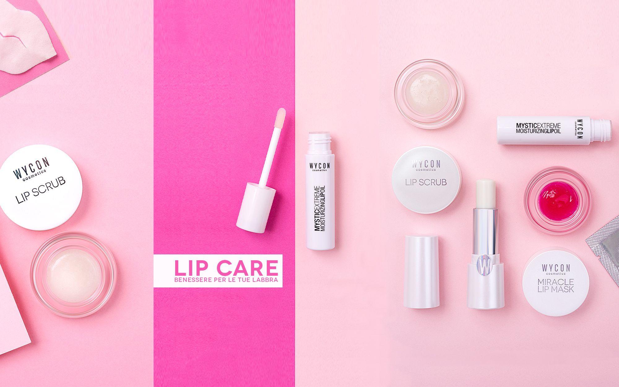 LIP CARE  benessere per le tue labbra