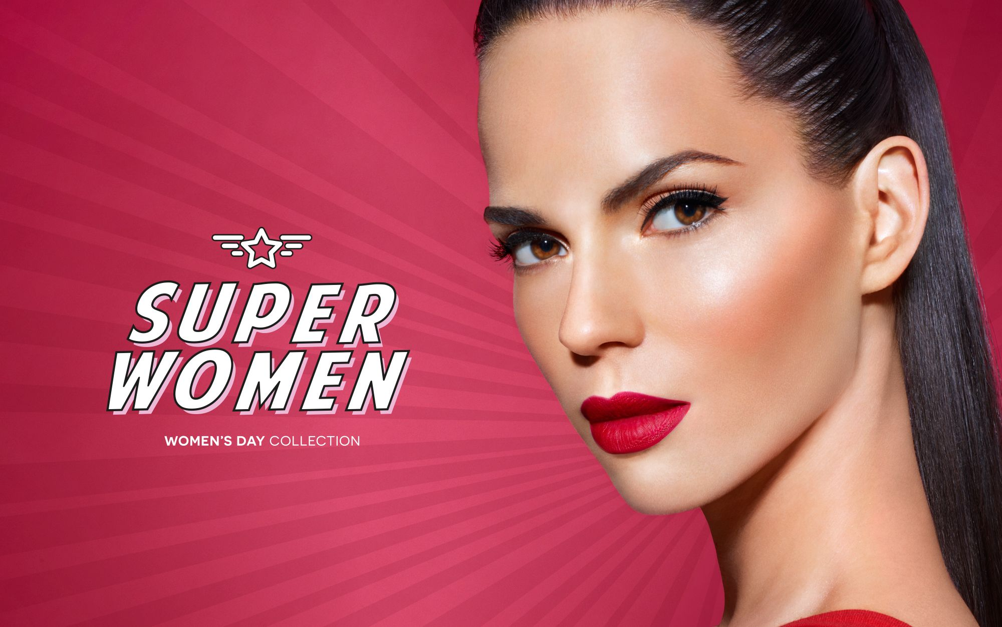 SUPERWOMEN Women's day collection