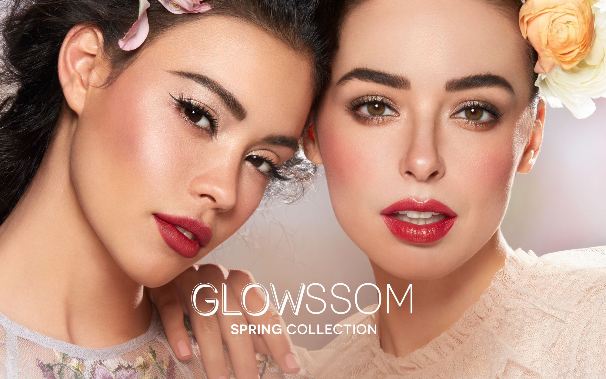 GLOWSSOM spring collection