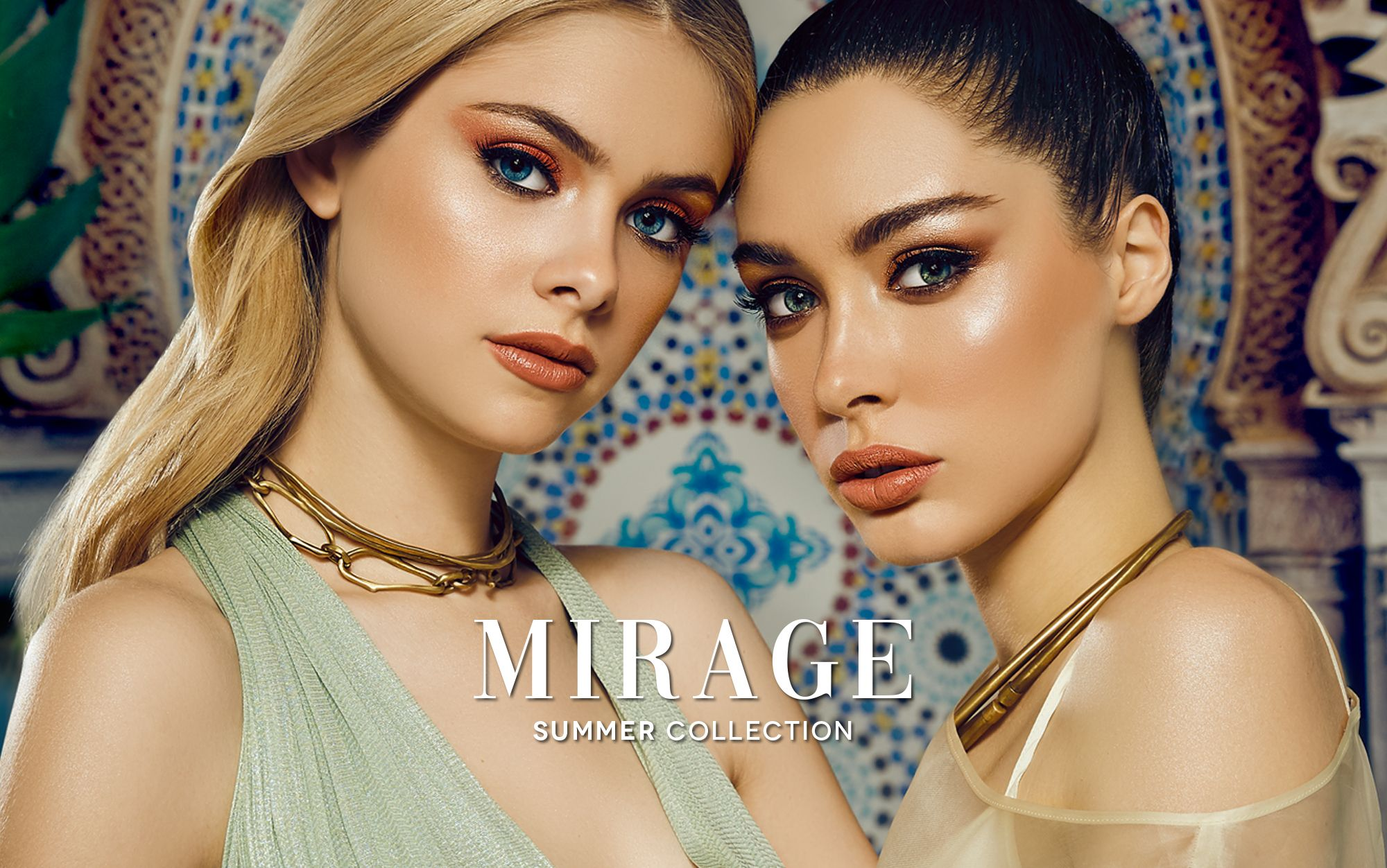 MIRAGE  summer collection