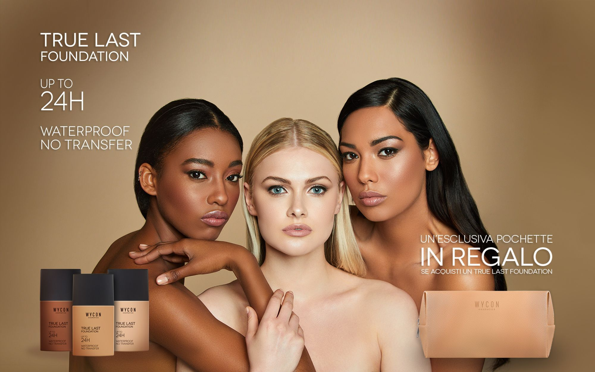 TRUE LAST FOUNDATION NEW IN