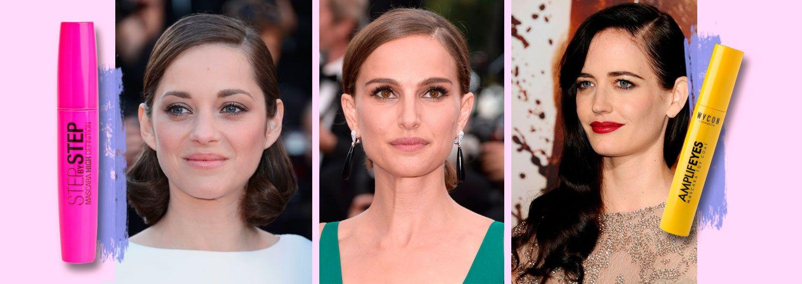 """Da Marion Cotillard a Eva Green: il make up occhi delle star  Come creare uno sguardo da """"Red Carpet"""" donando il giusto mix di sensualità e audacia al trucco"""